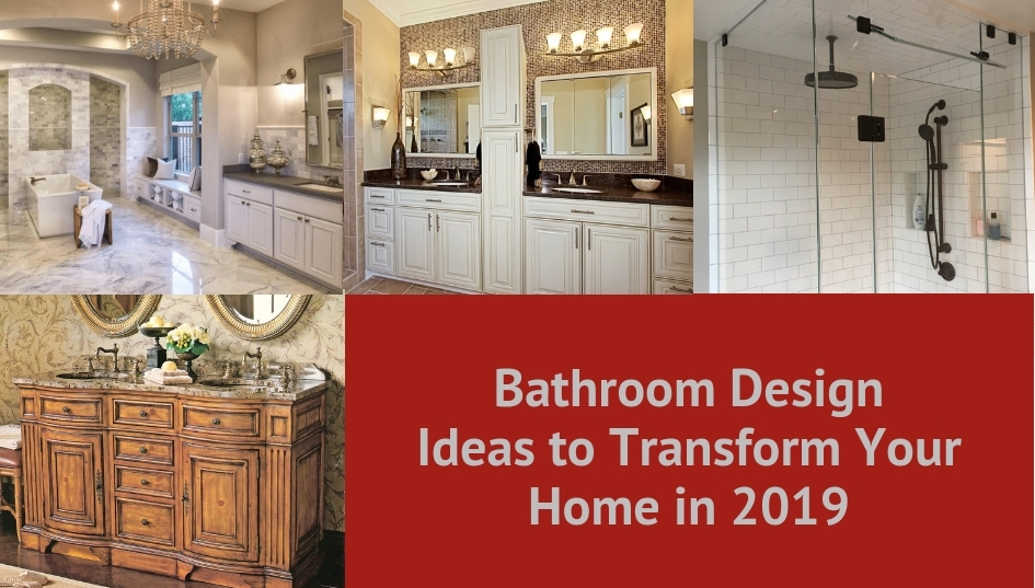 Bathroom Design Ideas to Transform Your Home in 2019 - VP Builds