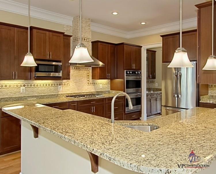 Home Addition - Kitchen